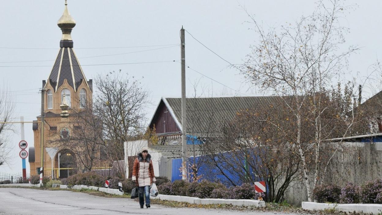Жизнь под гимн. Как богучарская Данцевка стала самым красивым селом Воронежской области