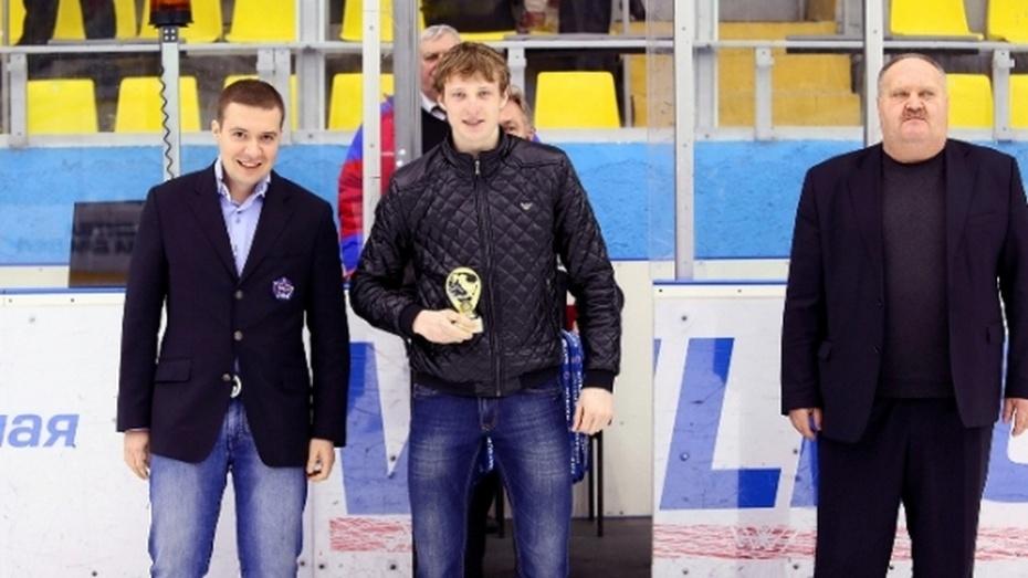 Лидеры «Россоши» стали лучшими защитником и нападающим первенства МХЛ