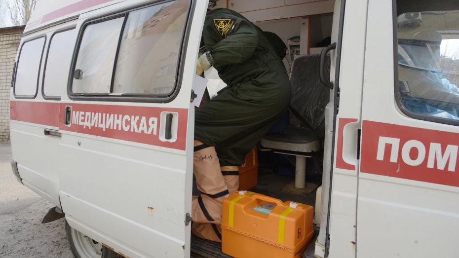Пациентов и медиков больницы в Воронежской области проверили из-за больного мужчины