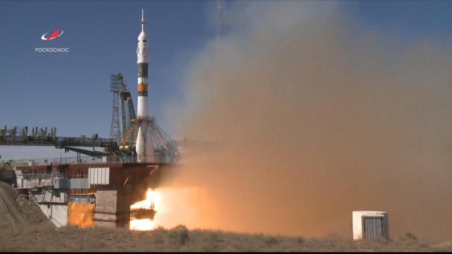 Во время старта ракеты-носителя «Союз» с воронежским двигателем произошла авария