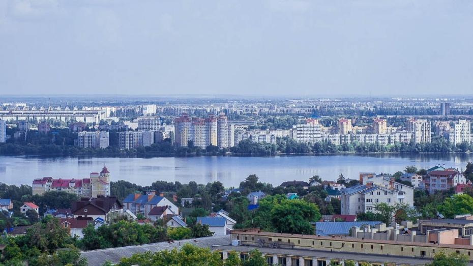 Власти потратят до 74 млн рублей на подготовку генплана Воронежа на 2021-2041 годы