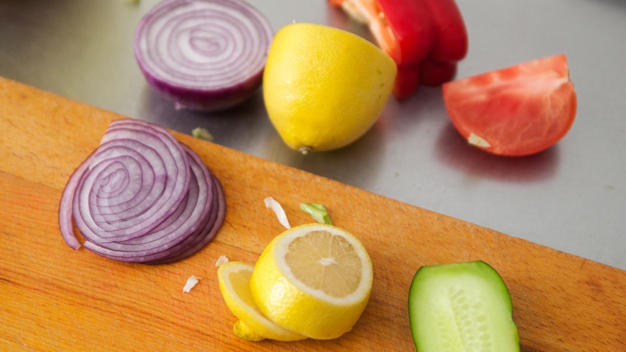 Пища для размышлений: кухня Греции