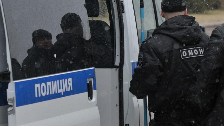 Задержание серийных преступников банков вВоронеже попало навидео