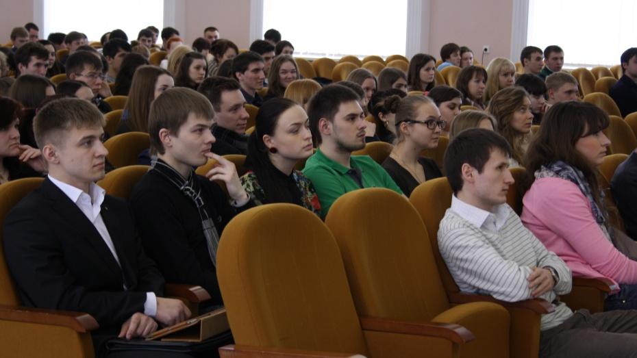 В Воронеже состоялась презентация Центра молодежных инициатив ВГУ