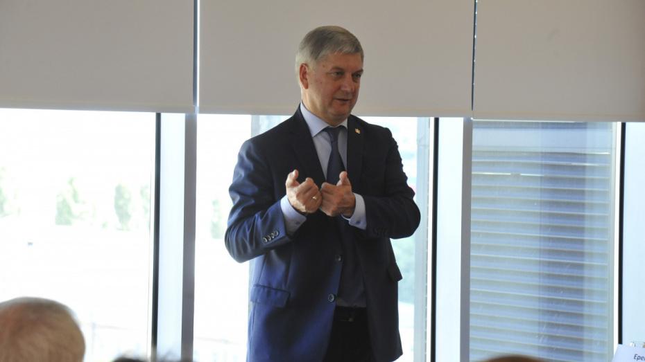 Глава Воронежской области рассказал о мерах поддержки бизнеса в Павловске