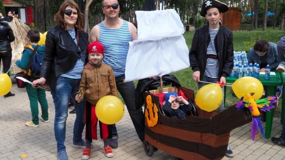В Воронеже начался прием заявок на участие в параде детских колясок – 2018