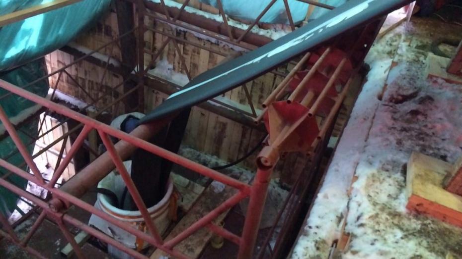 В Воронежской области приступили к восстановлению разрушенного коллектора