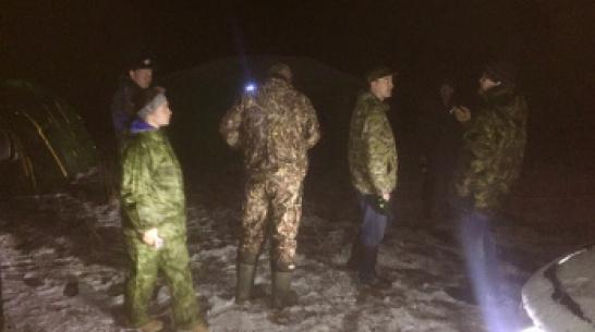 В Воронежской области нашли заблудившегося охотника