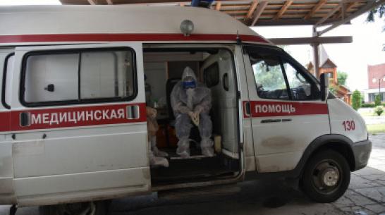 Более 100 человек заразились COVID-19 в Воронежской области за сутки