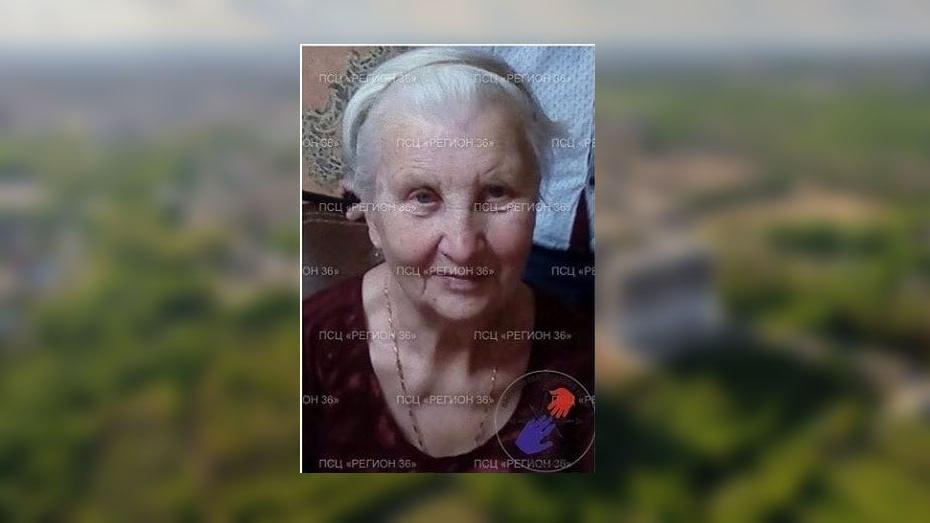 Воронежцев позвали на поиски пропавшей 80-летней женщины