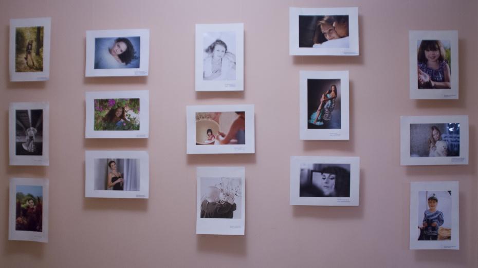 В Воронеже открылась женская фотовыставка