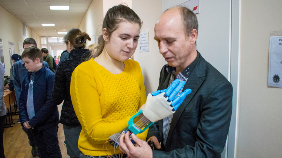 Лискинская школьница стала призером всероссийской конференции «Юные техники и изобретатели»