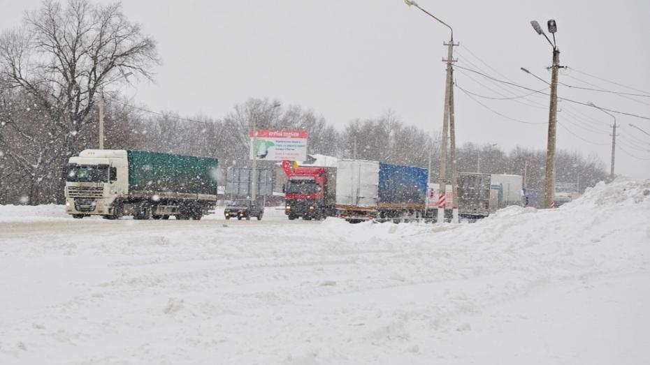 ВВоронежской области полицейские спасли мужчину, который мог замерзнуть насмерть