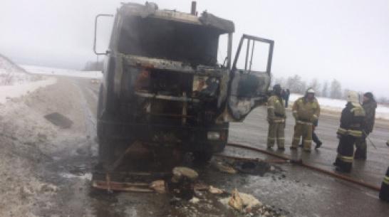 Воронежские спасатели предотвратили взрыв газовой автоцистерны