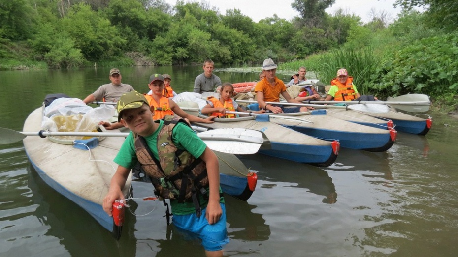 Таловские водники проверили состояние воронежских рек