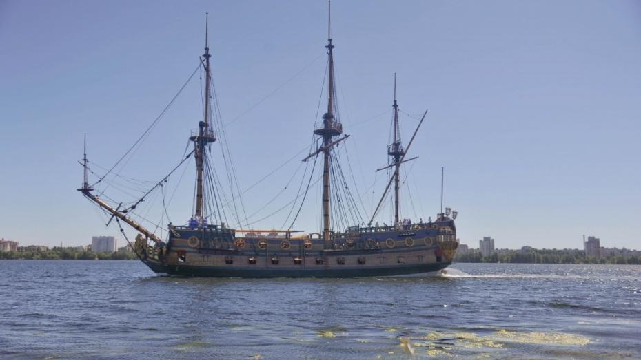 Воронежский корабль «Гото Предестинация» вышел в первое плавание