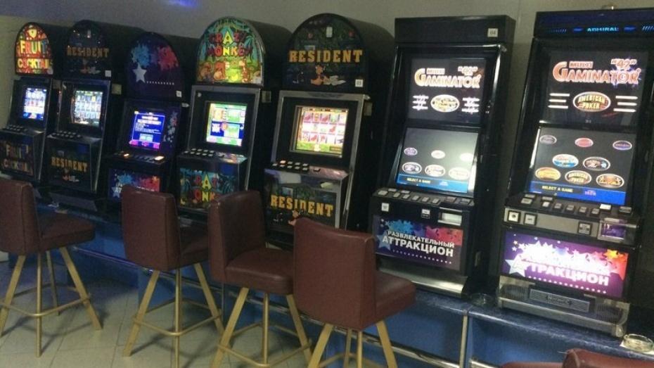 В югозападном районе города воронеж работает миллион игровые автоматы игровые автоматы арбат казино