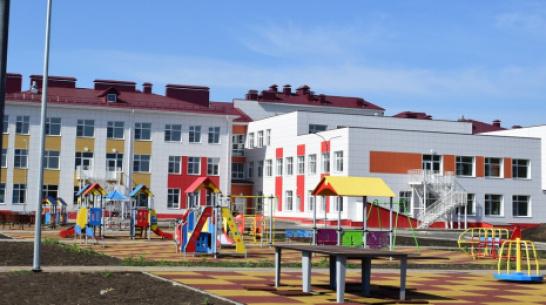В Грибановке открыли детсад с мультстудией