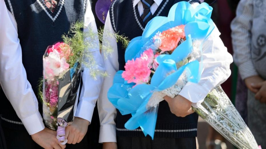 Волонтеры призвали воронежских школьников отказаться от цветов для учителей на 1 сентября
