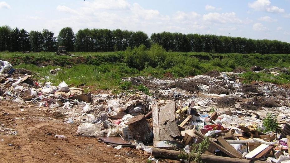 ФАС отменила аукционы на строительство 3 мусоросортировочных комплексов в Воронежской области