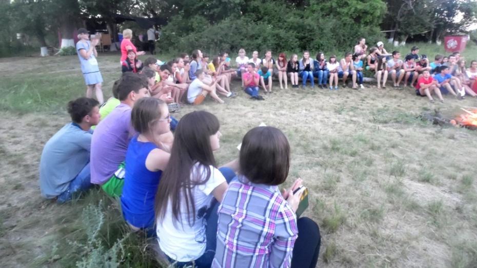 Воронежцы заплатят от 11,5 тыс рублей за отдых детей в лагерях в 2019 году