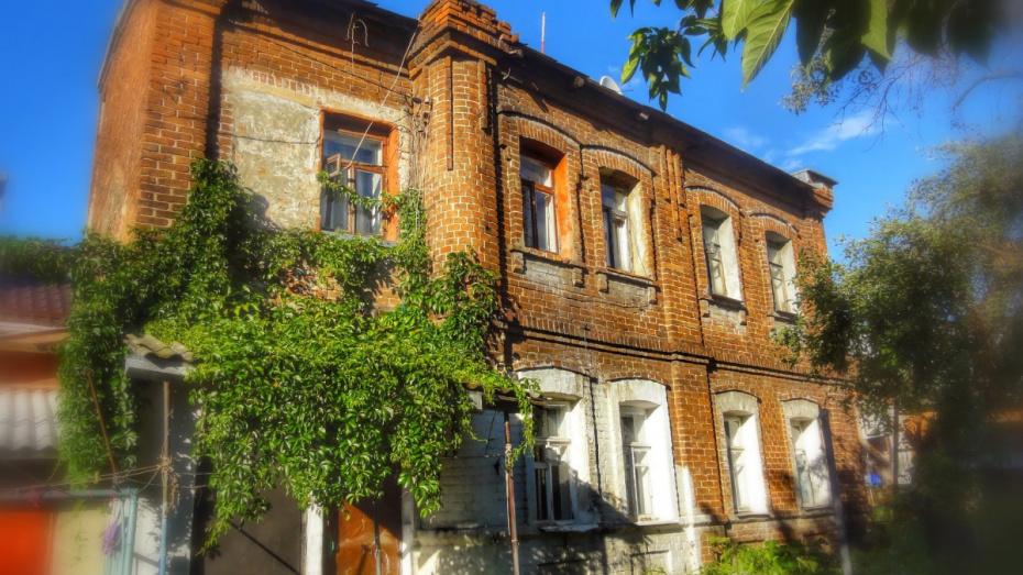 В Воронеже запланировали снос старинного здания бывшей колбасни