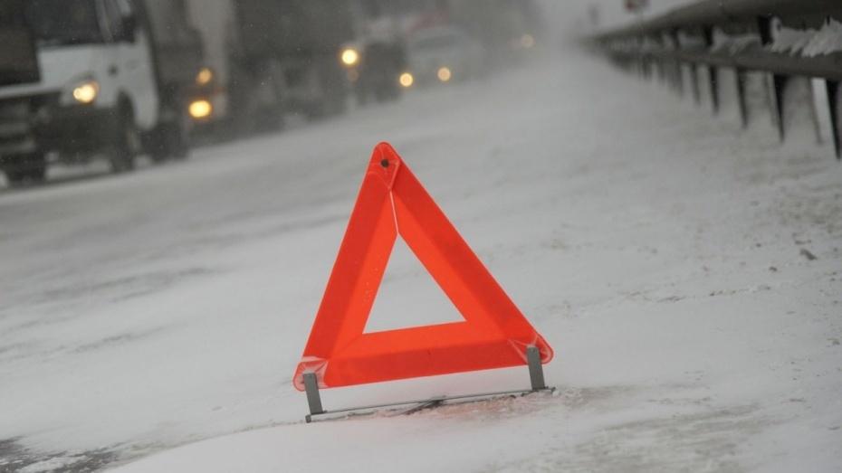 Под Воронежем сломался рейсовый автобус: пассажиры провели ночь нааномальном морозе