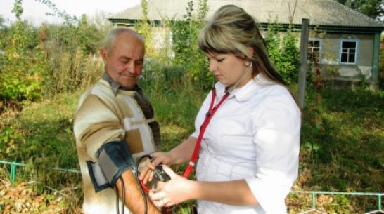 Жителей Хохольского района пригласили на «Прогулку с доктором»