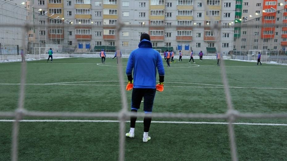 ФК «Факел» из-за долгов по заработной плате невыйдет натренировку 4апреля