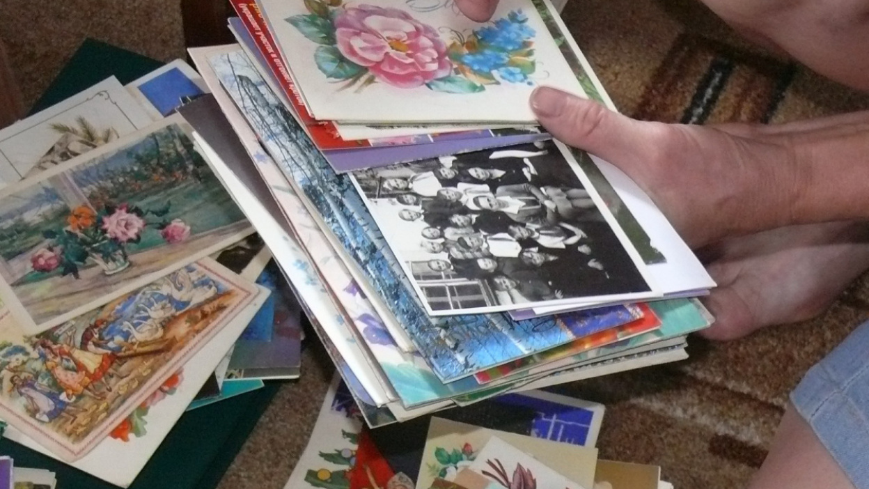 Взнос за газ. Почему воронежская сельчанка продала 40-летнюю коллекцию открыток