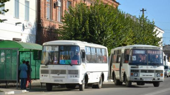 В Острогожском районе рейсы в села Ближняя Полубянка и Петропавловка запустят с 13 июля