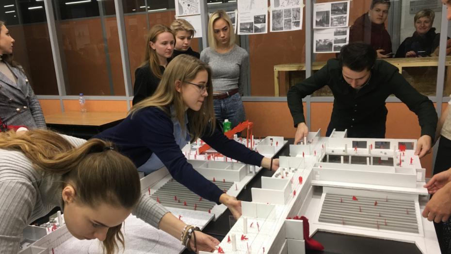 Молодые архитекторы поделились идеями реконструкции 3 воронежских ДК