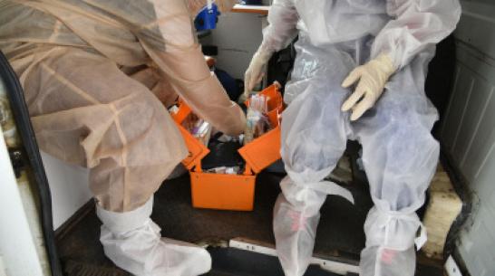 С начала пандемии в Воронежской области от COVID-19 умерли более 90 человек