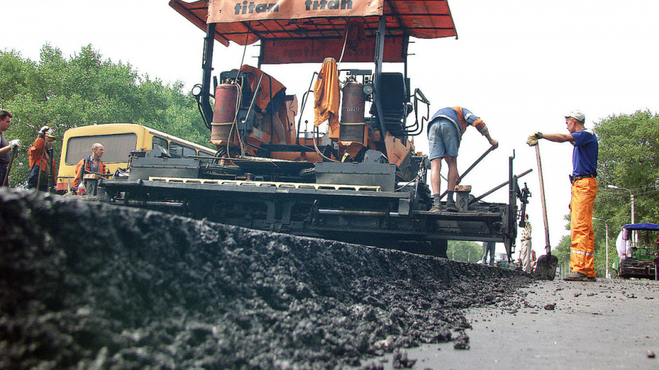 На ремонт дорог в 8 районах Воронежской области направят до 470 млн рублей