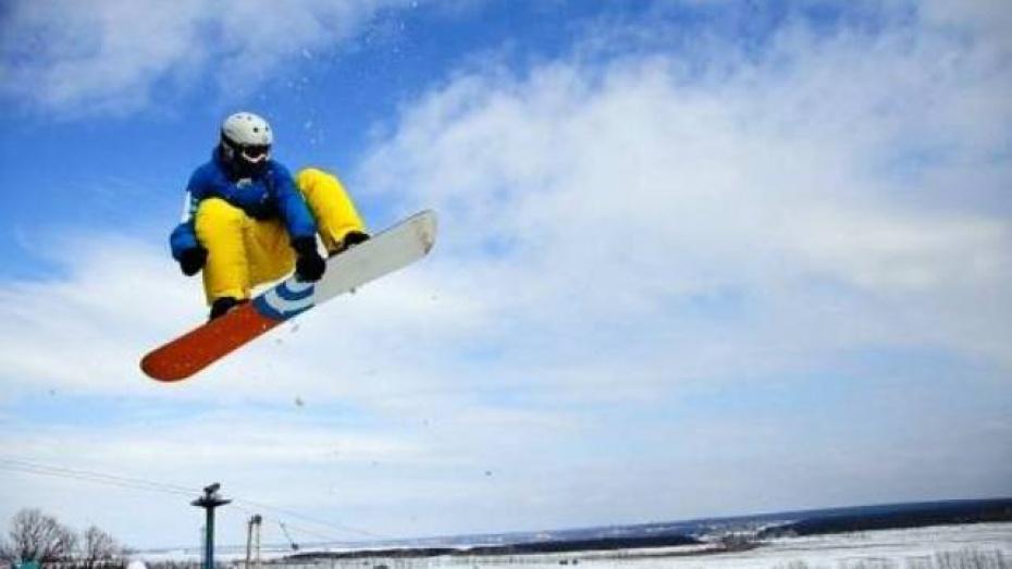 В спорткомплексе «Донгор» пройдет фестиваль сноуборда