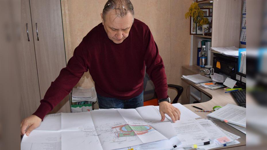 В Семилуках у СОШ №2 построят мини-стадион за 30 млн рублей