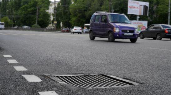 Дорожники закончат с разметкой в Воронеже 30 июня