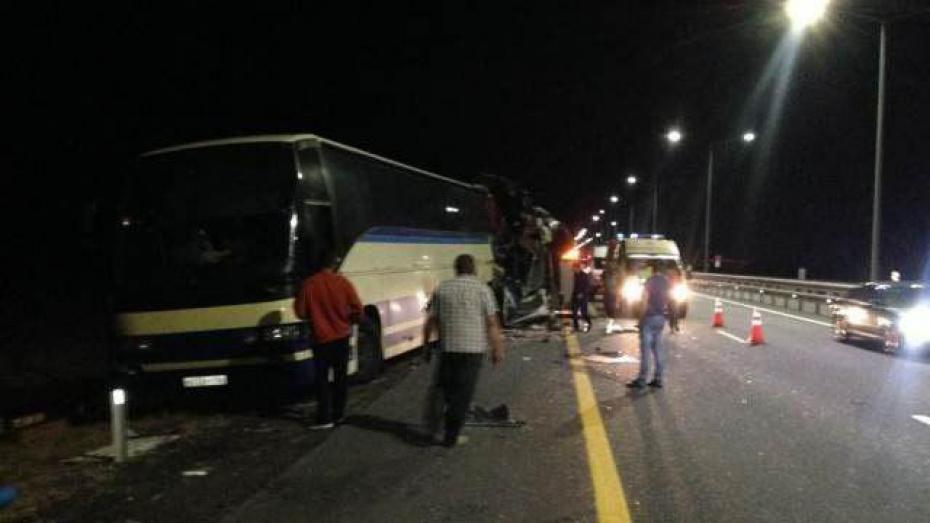 2-ое  уголовное дело завели после ДТП сдвумя автобусами под Воронежем