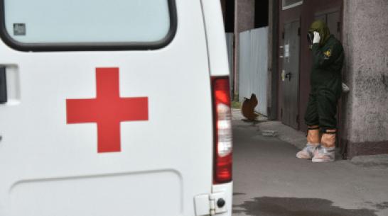 В Воронежской области коронавирусом заболели еще 95 человек