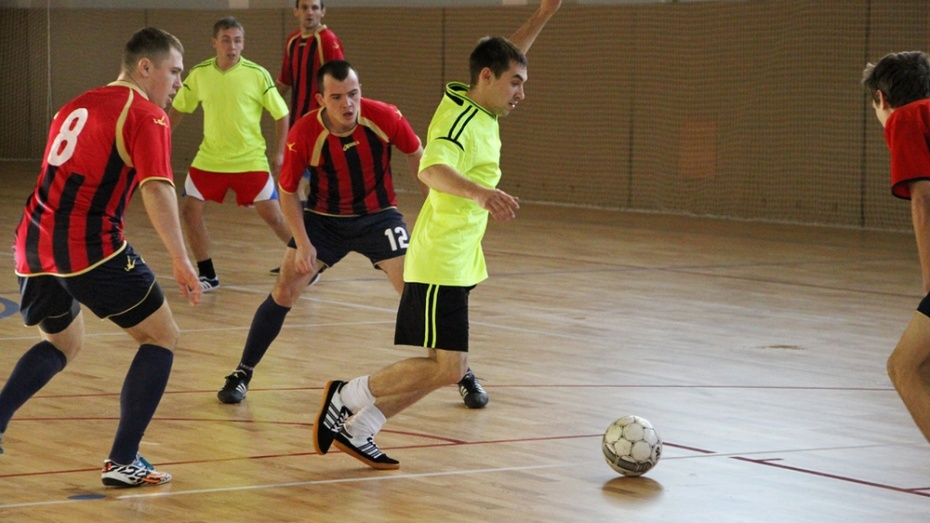 Панинские футболисты обыграли поворинцев в третьем туре областного турнира