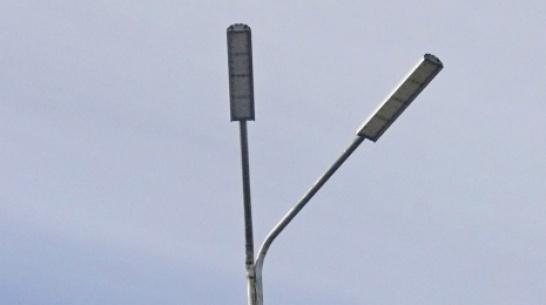 В грибановском селе Большие Алабухи установят 161 энергосберегающий светильник