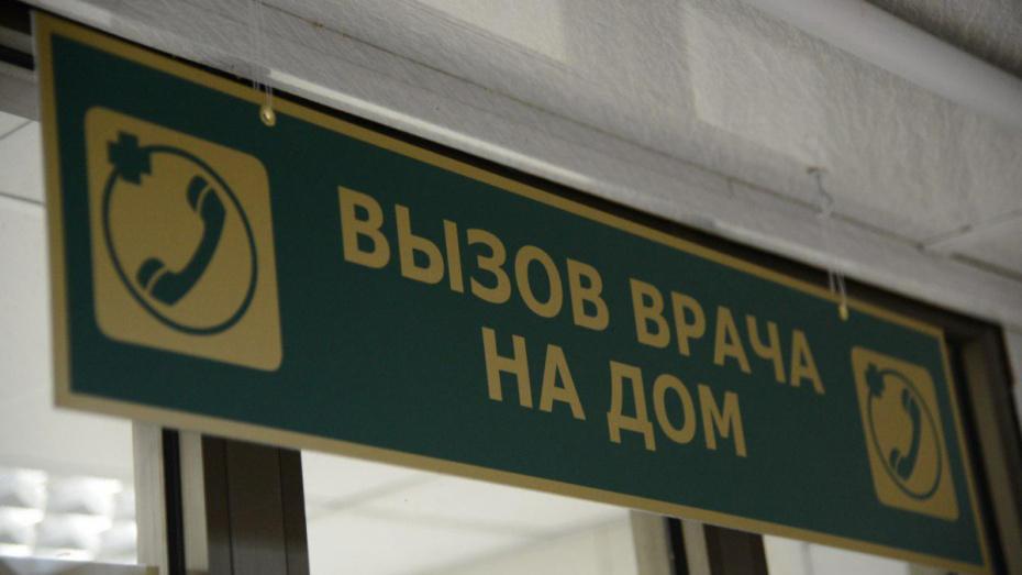 За неделю в Воронежской области на 23,1% снизилось число заболевших гриппом и ОРВИ