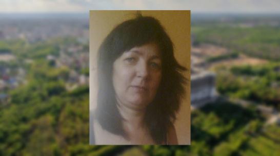 В Воронежской области пропала женщина со шрамом