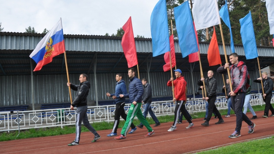 В Павловске прошла генеральная репетиция парада Победы