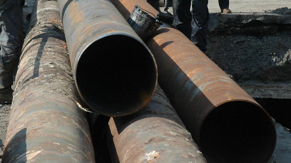 В Коминтерновском районе Воронежа снизится напор воды