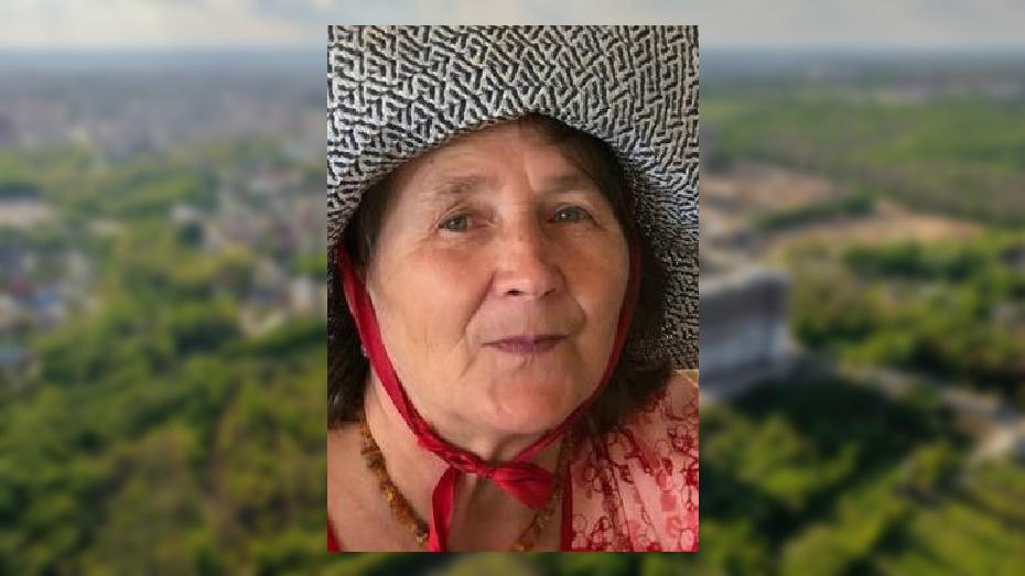 Воронежцев попросили найти нуждающуюся в медицинской помощи женщину