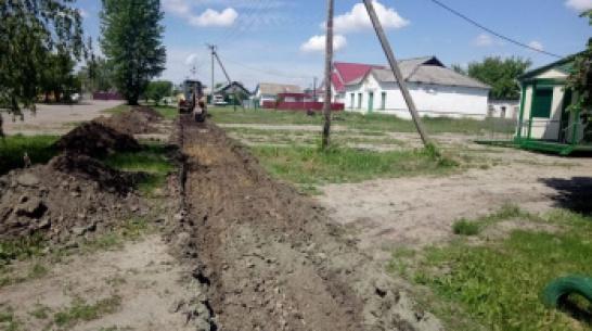 В поселке Россошанского района построят тротуар за 800 тыс рублей