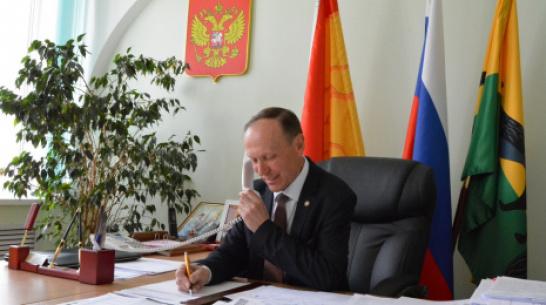 Прямая линия РИА «Воронеж». Мэр Богучара Иван Нежельский