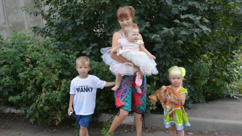 Клиническая смерть. Под Воронежем девушка «родилась заново» и стала многодетной матерью