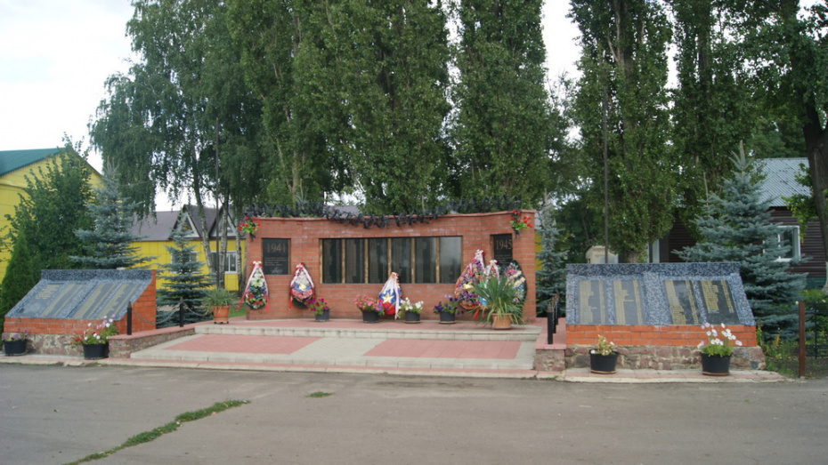 Воробьевский Затон представит район в областном конкурсе «Самое красивое село»